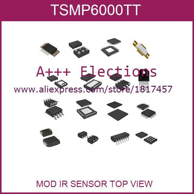 Integrated Circuits Types TSMP6000TT MOD IR SENSOR TOP VIEW 6000 TSMP6000 30pcs
