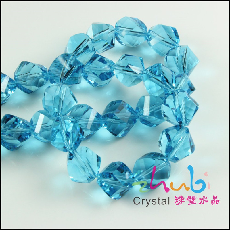 10MM Twisted Crystal Beads(72Pcs/Lot)Lampwork Beads in Bulk Cristale Amber Stones for Sale(China (Mainland))
