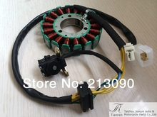 Motorcycle accessories motorcycle stator coil 18 pole stator coil 200cc 250cc Magneto Stator Gs125 Gn125 Atv Dirt Bike Quad(China (Mainland))