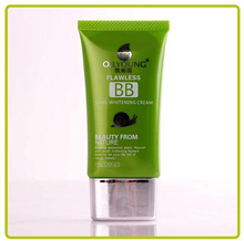 Buy Hot Free (300Pcs / Lot) Snail BB Cream Cactus Green Tea Pearl BB Cream 40g Concealer Isolation for $985.11 in AliExpress store