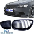 Front Grille Kidney Grills For BMW E92 E93 M3 Coupe 2 Door Convertible 3 Series 328i