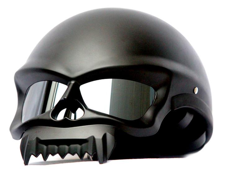 2016 Punk Style Motorcycle Helmet Chopper Motorbike helmet HJC KTM Helmet Casco Masei 429(China (Mainland))
