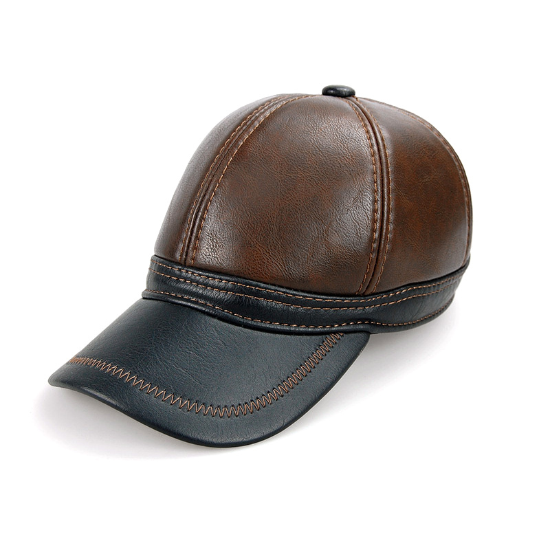 aliexpress buy high quality faux leather baseball
