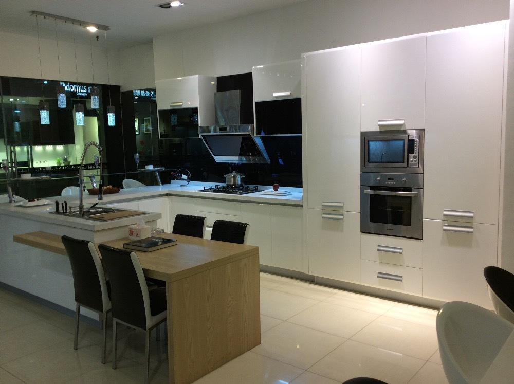Armario Baño Pared ~ 2015 kelen moda cozinha MDF laca armário de cozinha em de no AliExpress com Alibaba Group