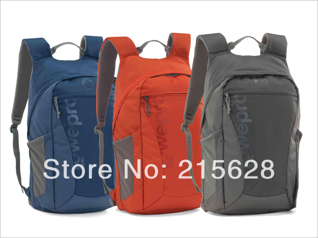 Lowepro Photo Hatchback 22L AW PH22L DSLR Camera Bag digital slr Backpack Photography knapsack Weather Cover for canon nikon(China (Mainland))