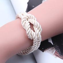 2016Charm Bracelet For Women armbanden Vintage Multi-layer Bracelets & Bangles Bijoux Pulseiras masculinas mens bracelet Jewelry(China (Mainland))