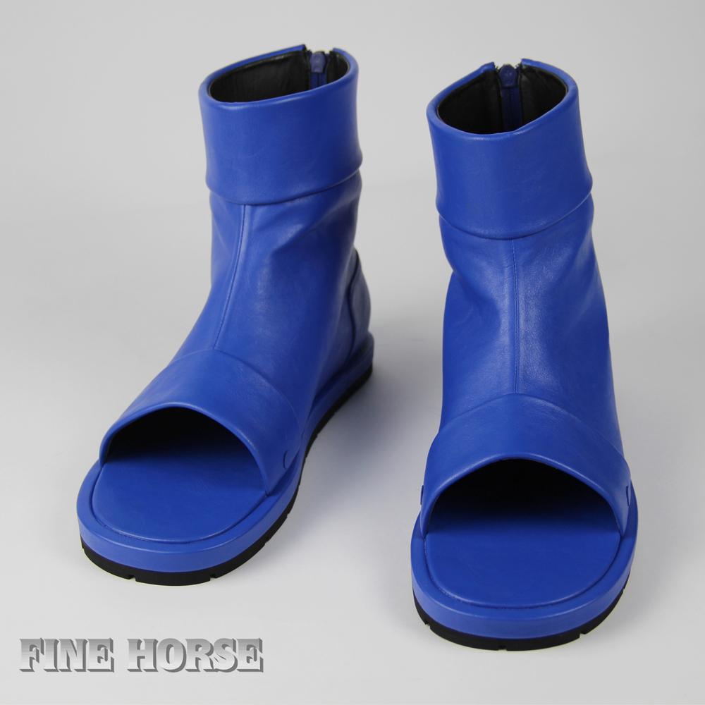 how to make naruto ninja shoes