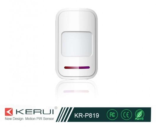 Датчики, Сигнализации Secrui kr/p819 433 KR-P819 датчики сигнализации kr secrui co co kr gd17