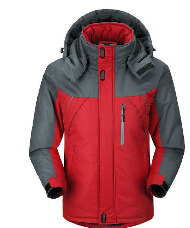 2015 New Arrival Hot Selling Men's Down Jacket Thicken Hooded Down Jacket Casual Plus Size 4XL 5XL Winter Male Coat, WA192(China (Mainland))