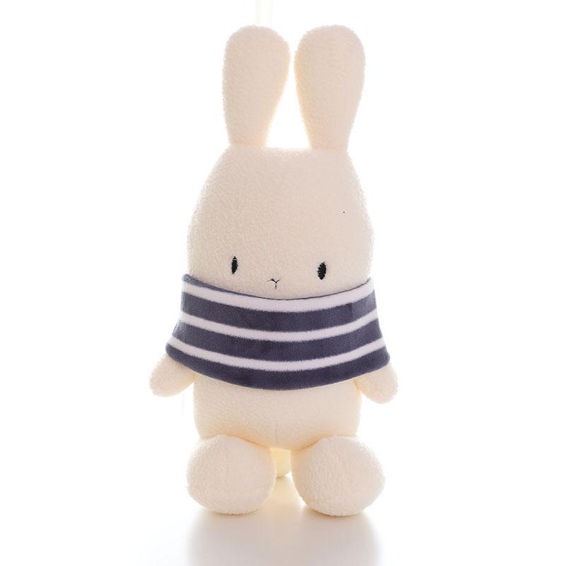 25CM Rabbit plush toys cute Mimi rabbit doll rabbit wedding for girl birthday gift(China (Mainland))