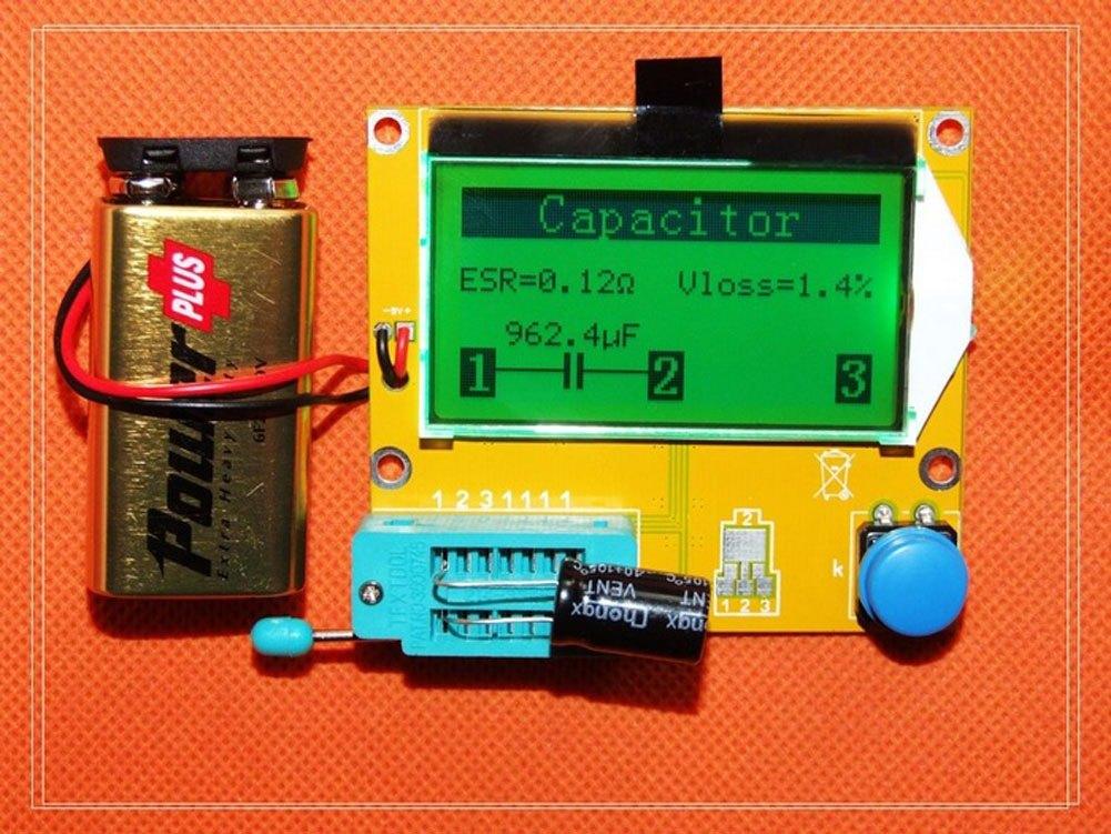 Тестер для транзисторов своими руками
