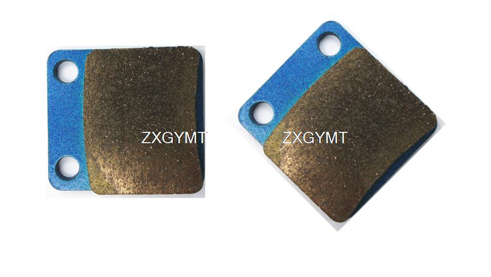 Sintering Atv / Utv Front Brake Shoe Pads fit KAWASAKI KVF300 KVF 300 Brute Force 2013 & up(China (Mainland))