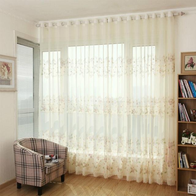 Specchio beige effetto finestra - Tende per soggiorno classico ...