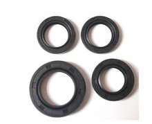 4pcs/set Scooter Oil Seal for GY6 50cc 80cc 100cc 139QMB 50cc Engine Seals Rebuild Kit Scooter Moped