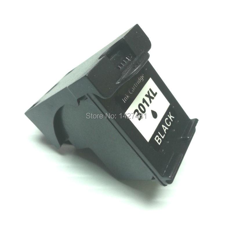 Aliexpress Com Koop Zwarte Inktcartridge Voor Hp301 Voor