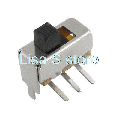 Авто-переключатель Slide switches 50 3 3 2 SPDT 0.5A 50V DC SS12F47-G3 [vk] 61nt1 3 nh switch toggle spdt 15a 125v switches