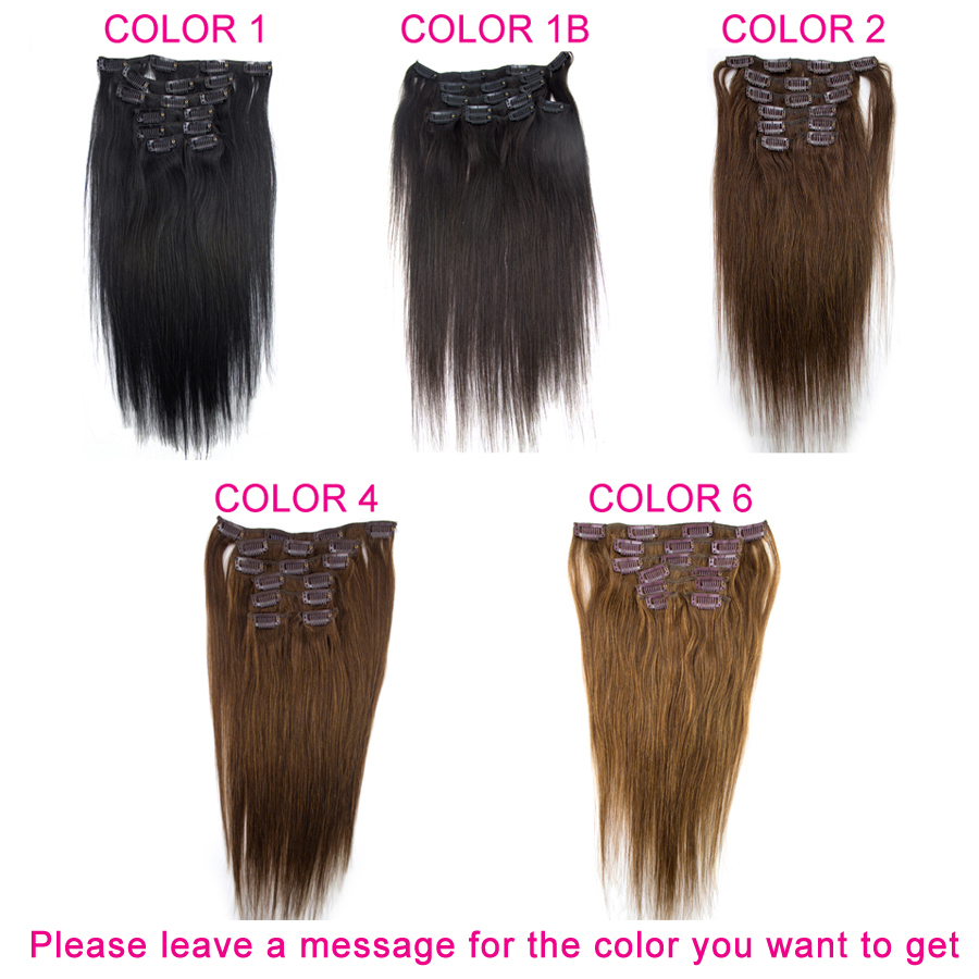 What Are The Best Clip In Human Hair Extensions To Buy 112