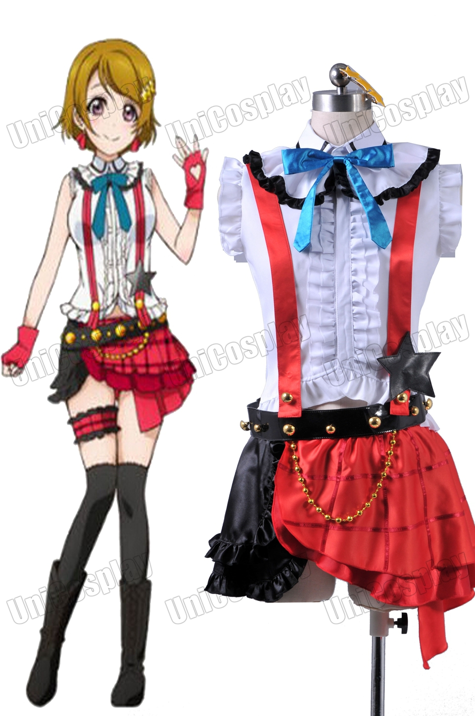 Love Live! Stage Cosplay Koizumi Hanayo Costume Outfit Type BОдежда и ак�е��уары<br><br><br>Aliexpress