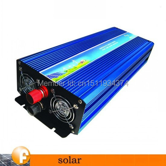high quality 2500w Pure Sine Wave Power Inverter 24VDC to 220VAC dc 24v to ac 220v Power inverter Car Inverter Converter(China (Mainland))