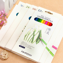 Buy 36pcs Color Pencil lapis de cor Professional Non-toxic Lead-free Colored Pencil School Supplies Painting Pencils 0361 for $4.64 in AliExpress store