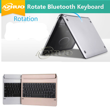 2 gifts Fashion Aluminium Bottom Bluetooth Keyboard For Apple iPad Pro 9.7 / iPad Air/iPad Air 2 Keypad can print local language(China (Mainland))