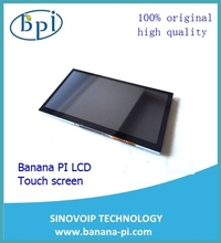New Arrival Banana Pro/ Pi 7 inch LCD Display Touch Screen / Raspberry Pi Car GPS FreeShipping