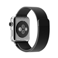Luxury high quality Milanese Loop band for apple watch 42mm 38mm Link Bracelet Stainless Steel strap