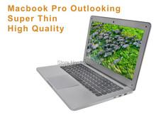 13.3 Inch Laptop Computer Intel Celeron 1037U 1.8GHz Dual core 2GB 320GB HDD Win7 Camera 1.3M HDMI SSD 32GB 64GB 128GB Optional(China (Mainland))