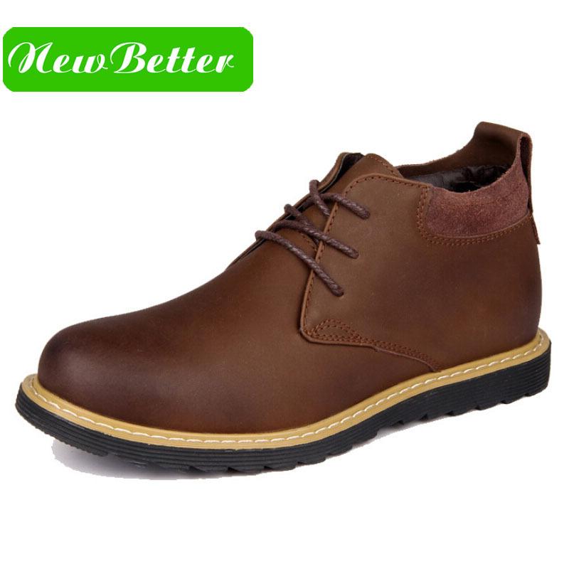 2015 New England men Martin boots autumn winter High top men boots leisure trend men shoes