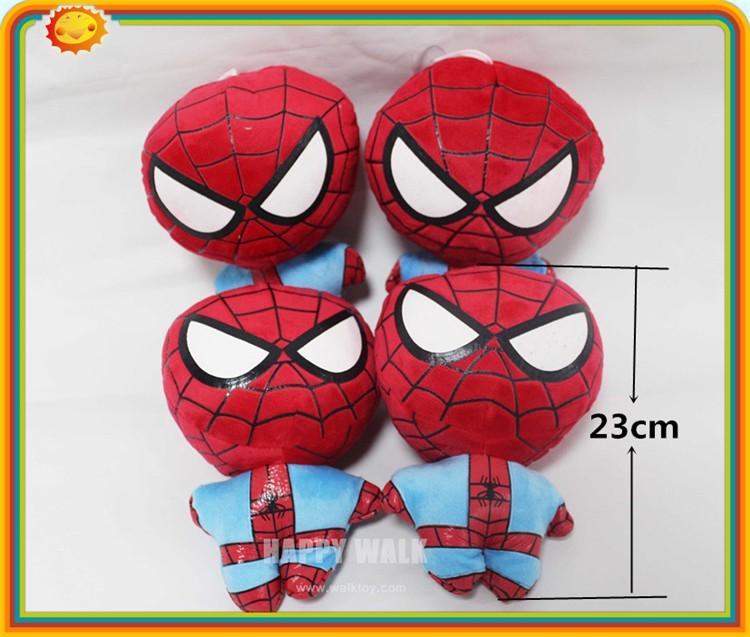 Spider-Man en peluche