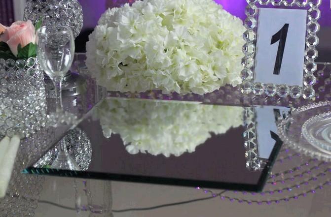 Popular Glass Mirror Centerpieces Buy Cheap Glass Mirror