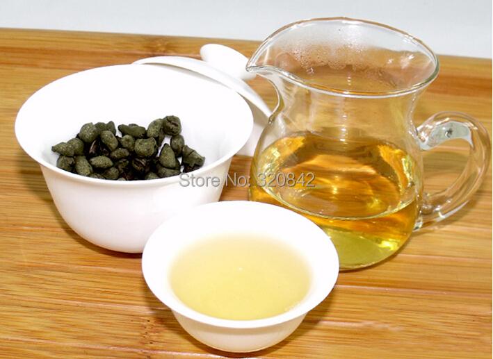 Buy 5 get 6 250g Famous Health Care Tea Taiwan Dong ding Ginseng Oolong Tea Ginseng