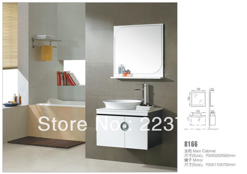 Gabinetes De Baño En Pvc:de baño gabinete / baño vanidad / PVC baño vanidad en Tocadores de