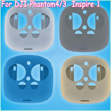 1pcs New products remote control Quadcopter Silicone protective sleeve for DJI Inpsire Phantom 3 / 4(China (Mainland))