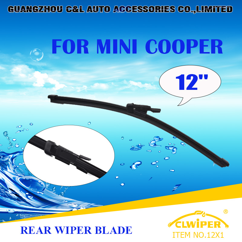 """For MINI COOPER, Exclusive Rear Car Windshield Windscreen Wiper Blade 12"""" Fast shipping Cars styling accessories(China (Mainland))"""