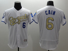 #16 bo jackson royals jersey jersey baseball gold Kansas City Royals jersey cheap 35 Eric Hosmer 13 Salvador Perez jersey(China (Mainland))