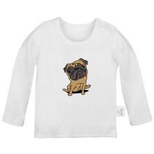 ภาพเคลื่อนไหว Powerpuff สาวสีดำแมวที่มีสีสัน Pug Dog สีขาวทารกแรก(China)