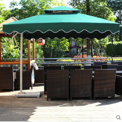 Outdoor umbrellas beach umbrella Roman balcony patio furniture large security guard post<br><br>Aliexpress