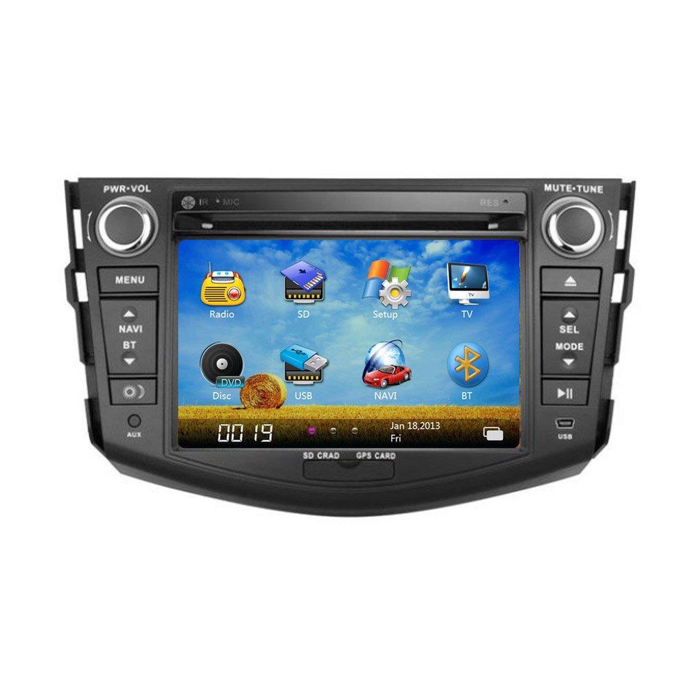 GPS Navigation 6.2 Inch Car DVD Player For Toyota RAV4 Corolla VIOS CROWN PRADO 2 Din Car Video Radio Audio(China (Mainland))
