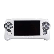 Mp4mp5 spiele spieler 4,3-zoll-lcd-bildschirm konsole handheld-game-spieler 8gb ebook/fm/1,3 mp camera+retail Paket kostenloserversand 5607(China (Mainland))