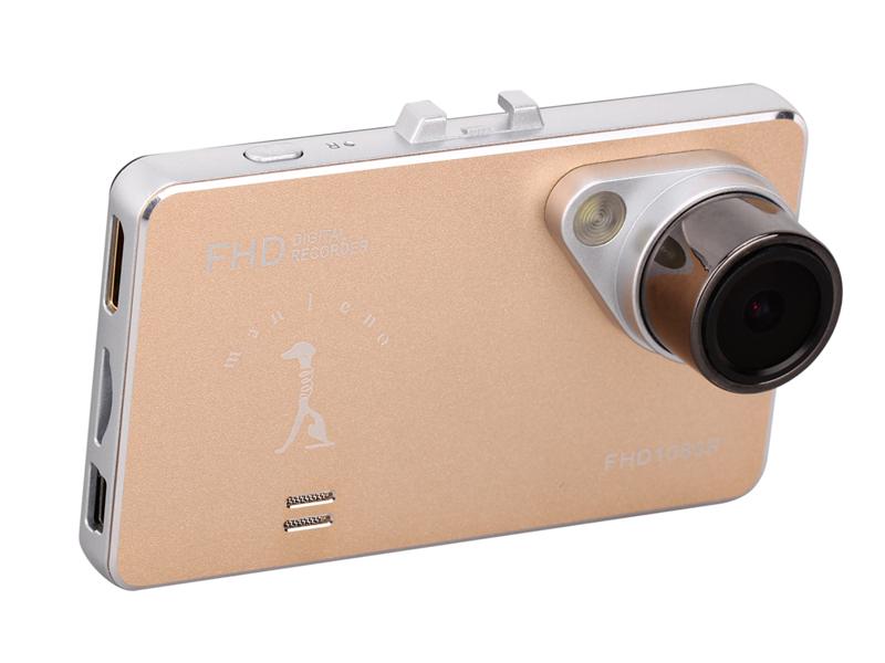 V25 2.7'' ultra thin FHD 1080P Car DVR Recorder Camera Camcorder G sensor Loop record LED night vision 140 Degree lens - Copuma Technology Company Limited store