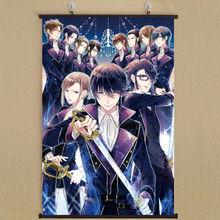 K Project Anime Home Decor Japan Poster Wall Scroll Shiro Kuro FUSHIMI SARUHI 18