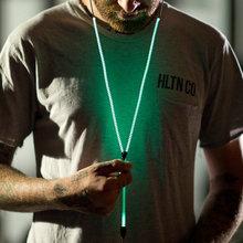 Glow Headphones Luminous Light Metal Headphones Zipper Earphone Glow In The Dark Earphones Headset For Iphone