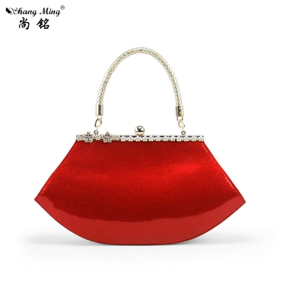 2017 Fashion Romantic Wedding Woman Handbags Woman Only Top-Handle Bag New Designer Shape Candy Colors Bag Tote Bag(China (Mainland))