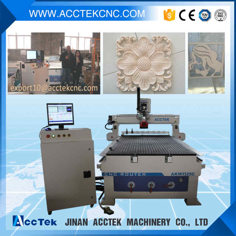 AKM1325C auto tool changer ATC wood processing machine,9KW HSD spindle motor(China (Mainland))