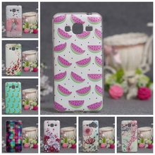 Case Coque Samsung Galaxy J3 Cover Painting J300 2015 3D GEL Skin - Sunny Store store