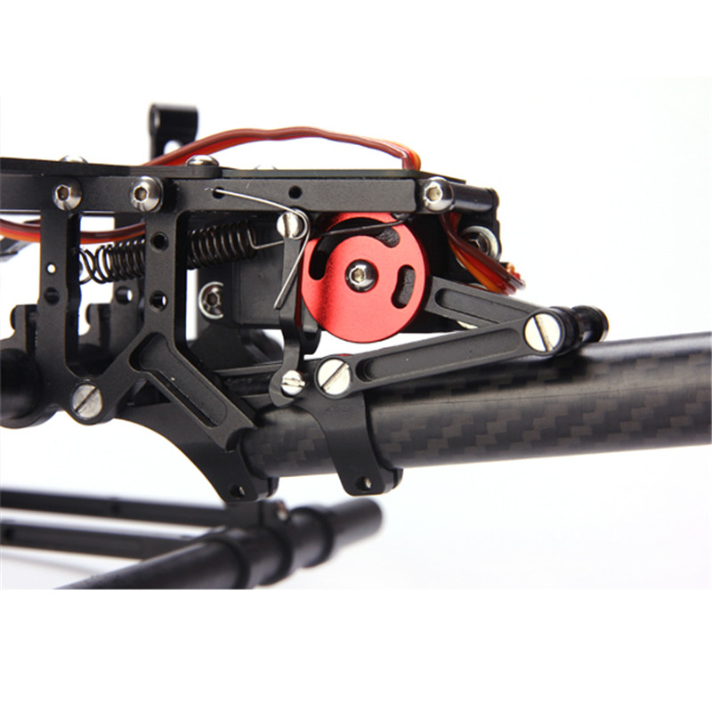 octocopter frame carbon fiber gps control electronic retractable landing gear folding hexacopter balsa rc airplane kits