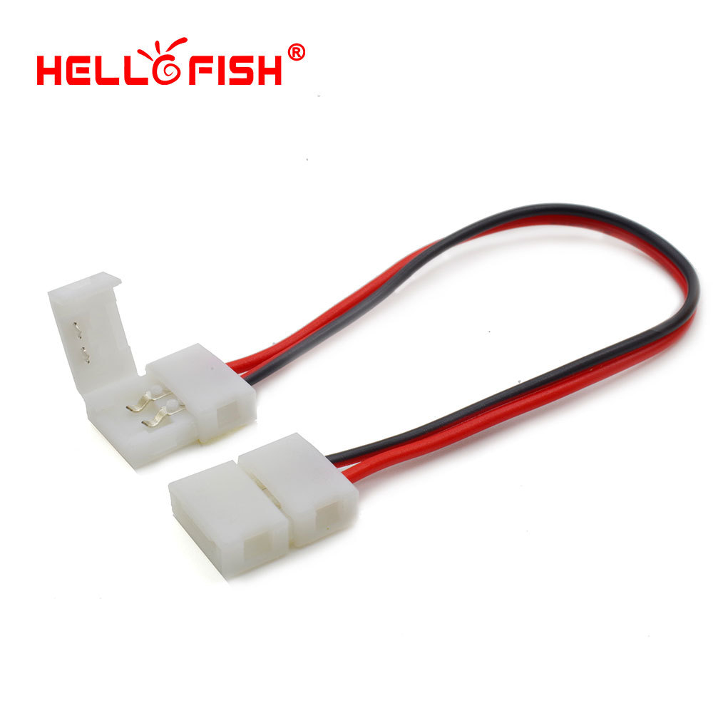 8MM 3528 LED Strip lengthen Connectors Freeshipping<br><br>Aliexpress
