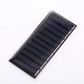 Portable Mini Energy Power Solar Panel DIY For Battery Cell Phone Charger 5 5V 0 5W