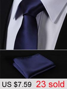 Мужской галстук TC437N8 3.4 Gravata